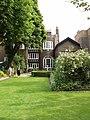 Kelmscott House from garden, Hammersmith - geograph.org.uk - 836431.jpg