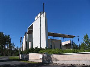 Kempele - Holy Trinity Church, Kempele