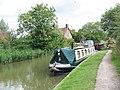 Kennet and Avon Canal, Honeystreet - geograph.org.uk - 1428576.jpg