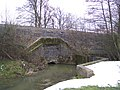 Kent and East Sussex Railway Bridge over a stream - geograph.org.uk - 1711865.jpg