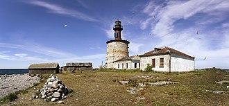 Keri (island) - Keri Lighthouse