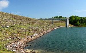 Kerr Scott Dam-27527