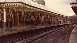 Keswick Railway Station - the last day - geograph.org.uk - 267128.jpg