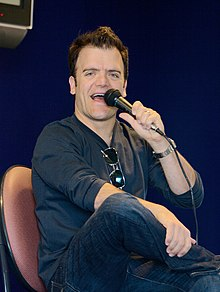 Description de l'image  Kevin Weisman at Sydney Supanova 2006.jpg.