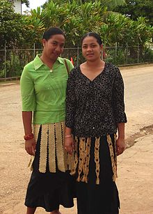 Women In Tonga Wikipedia