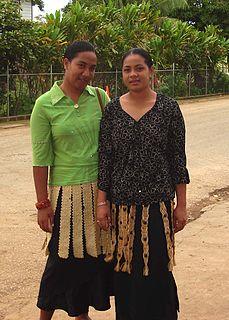 Women in Tonga