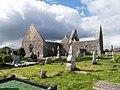 Kilmacduagh Monastic Site - geograph.org.uk - 794435.jpg