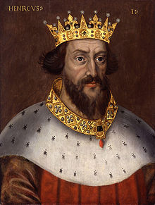 King henry i from npg