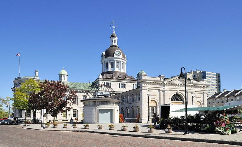 File:Kingston - ON - Town hall1.jpg