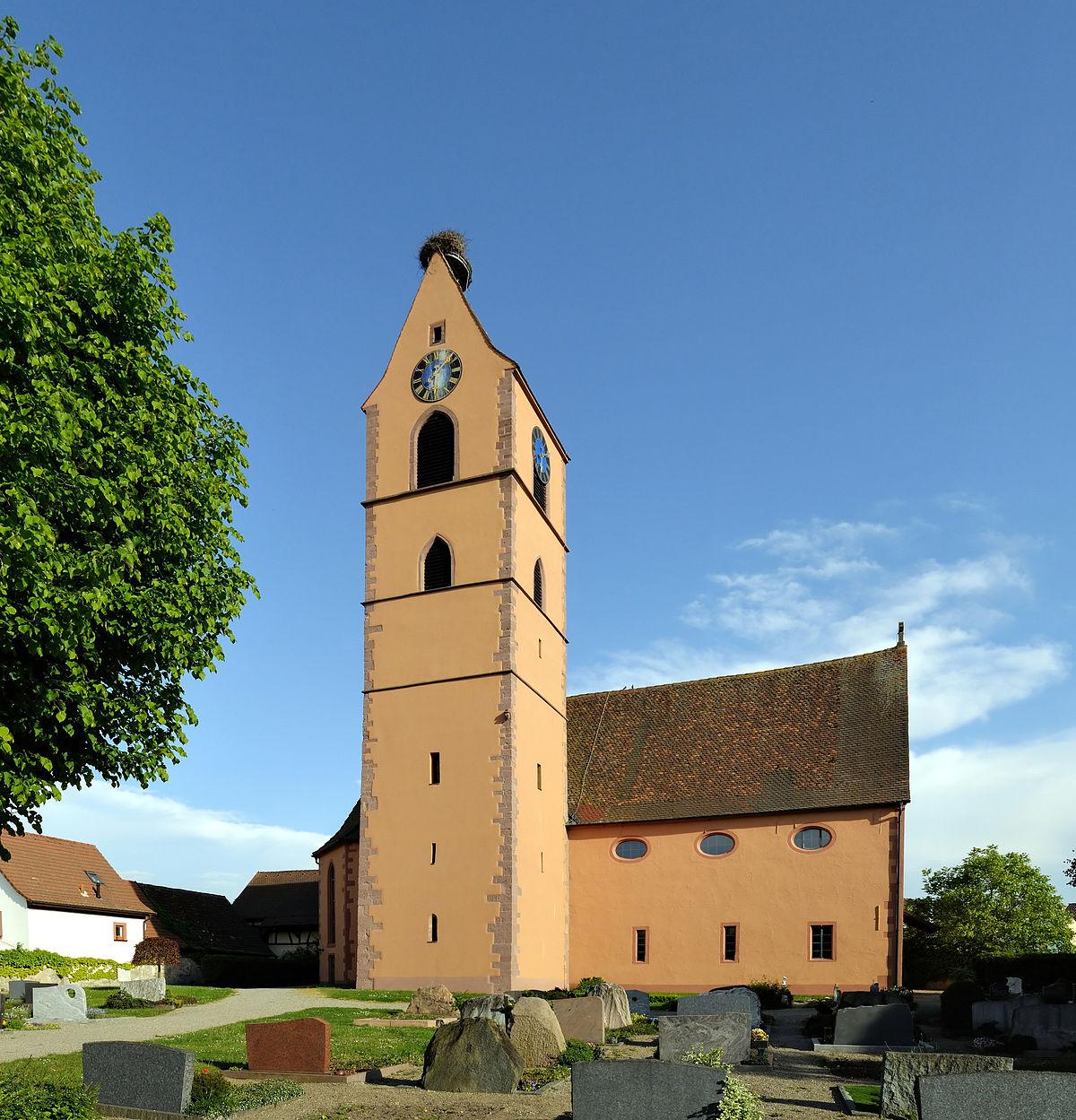 Evangelische Kirche (K...
