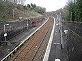 Kirkhill railway station, Lanarkshire (geograph 3916753).jpg