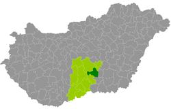 magyarország térkép kiskunfélegyháza Kiskunfélegyházi járás – Wikipédia magyarország térkép kiskunfélegyháza
