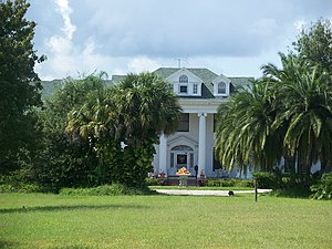 National Register of Historic Places listings in Osceola County, Florida - Image: Kissimmee Colonial Estate 01