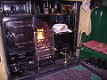 Kitchen in the Beamish Museum.JPG