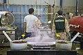 Kitchens in Iran-Mehran City آشپزخانه مرکزی شهر مهران در ایام اربعین، عکاس، مصطفی معراجی 23.jpg