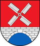Coat of arms of the community of Klein Barkau