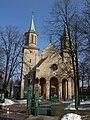 """Kościół """"Matki Boskiej Częstochowkiej"""" - panoramio.jpg"""