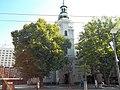 Kościół parafialny p.w. NMP Królowej Polski wraz z cmentarzem przykościelnym (zieleńcem) i ogrodzeniem w Gdyni, by PrzemaS93 (7).JPG