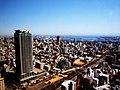 Kobe cityscape and Osaka Bay.jpg