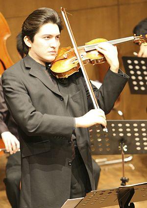 Koh Gabriel Kameda - Koh Gabriel Kameda at a concert in Tokyo
