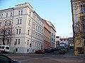 Koldínova, z náměstí Barikád.jpg