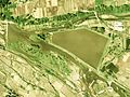 Komoro power station primary reservoir survey 1975.jpg