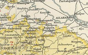 Bhaisunda - Bhaisunda State in the Imperial Gazetteer of India