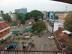 Stadtmitte von Kozhikode