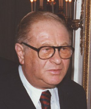 Austrian legislative election, 1983 - Image: Kreisky Koechler Vienna 1980 Crop