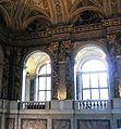 Kunsthistorisches Museum Wien - Teile der Westwand - Stiegenhaus.jpg