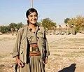 Kurdish PKK Guerilla (25970433812).jpg