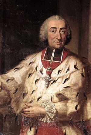 Maximilian Friedrich von Königsegg-Rothenfels - Maximilian Frederick of Königsegg-Rothenfels