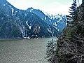Kurobe Lake 黑部湖 - panoramio (1).jpg