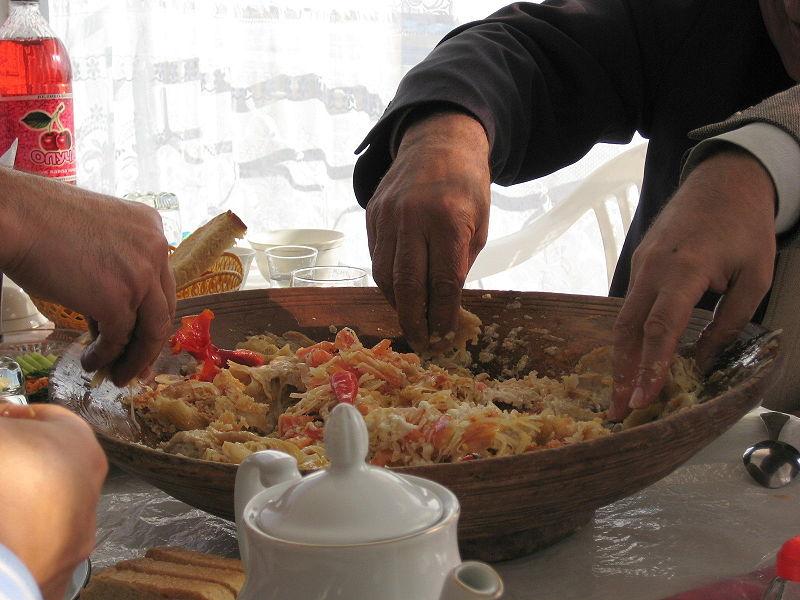 ¿Cómo hacer ensalada marocana?