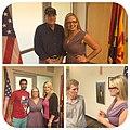 Kyrsten Sinema hosting town hall in Phoenix, Arizona in 2014.jpg