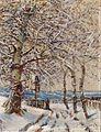 László Mednyánszky Trees with Hoar-frost 1892.jpg