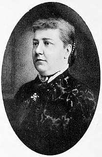 Charlotte, Lady Campbell-Bannerman Wife of British Prime Minister