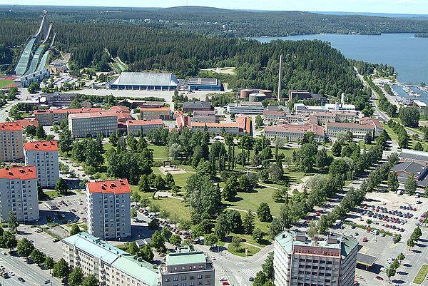 Nursing schools in Finland