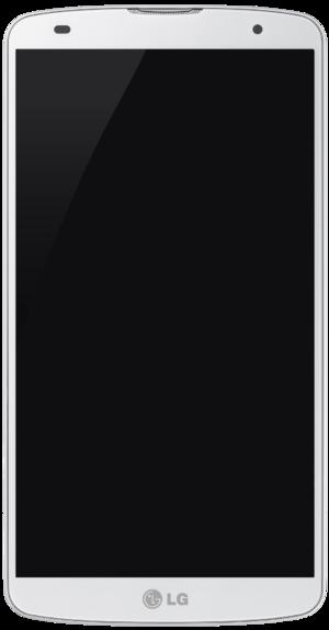 LG G Pro 2 - LG G Pro 2 in White