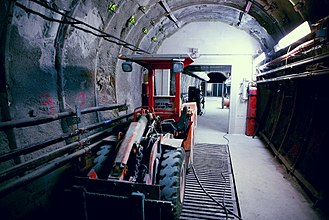 Meuse/Haute Marne Underground Research Laboratory - Image: LSMHM 02