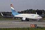 LX-LGQ 737 Luxair OPO.jpg