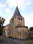 L'église en 2013.