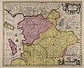 La Saintonge uers le septentrion auecq le pays d'Aulnis et les... - CBT 5879824.jpg