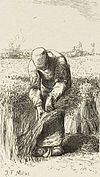 Labours of the fields-Woman pulling flax (Millet).jpg