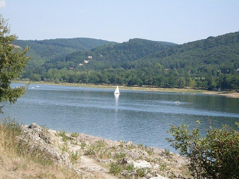 Lac Saint-Ferréol