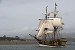 Lady Washington sailed out of Bodega Bay harbour - California.jpg