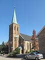 Laggenbeck, die Sankt Maria Magdalena Kirche foto1 2013-09-30 12.07.jpg