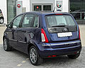 Lancia Musa Facelift rear 20100515.jpg