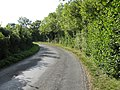 Lane Near Adamswood Farm - geograph.org.uk - 1482380.jpg