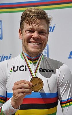 Lasse Norman Hansen (2020-03-01) - UCI Track World Championships 2020.jpg